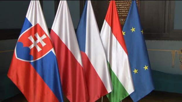 Вышеградская группа осудила репрессии вБелоруссии