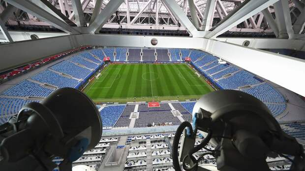 ВПетербурге проходит 25 обысков из-за мошенничества при строительстве стадиона «Зенита»