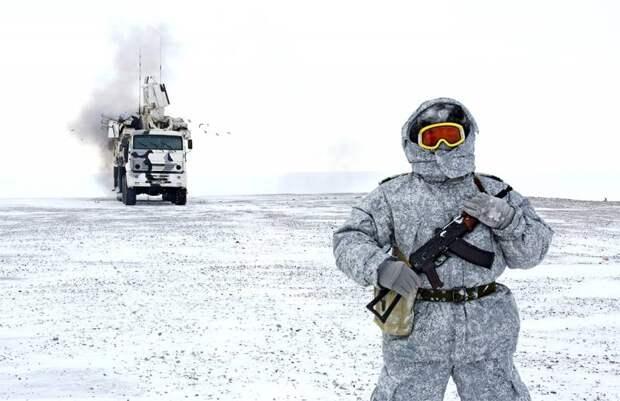Арктика: США и их союзники делают конкретные шаги к войне с Россией