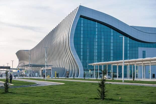 Связанная с Ротенбергом фирма будет строить в аэропорту Симферополя