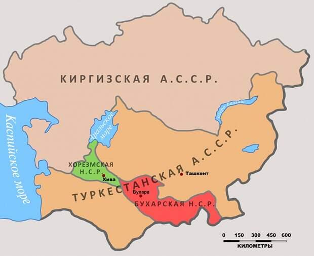 Какие территории, населенные русскими, мы подарили Казахстану