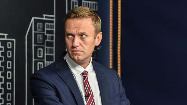 Роскомнадзор заблокировал сайт осужденного блогера Навального
