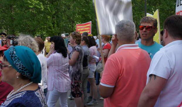Власти Казани нерассмотрят уведомление опроведении митинга в центре