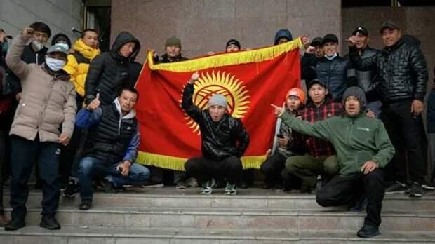 Киргизия осталась без правительства