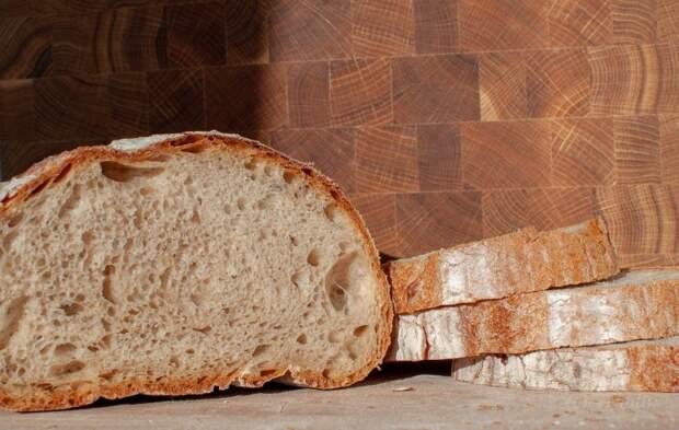 Пшенично-ржаной хлеб на картофельном отваре
