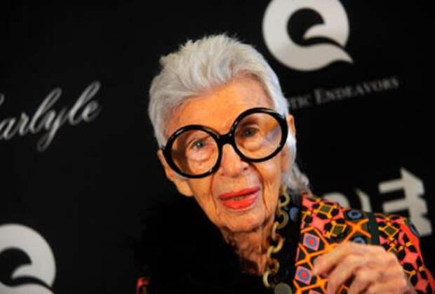 100-летняя дизайнер раскрыла секрет счастливого долголетия