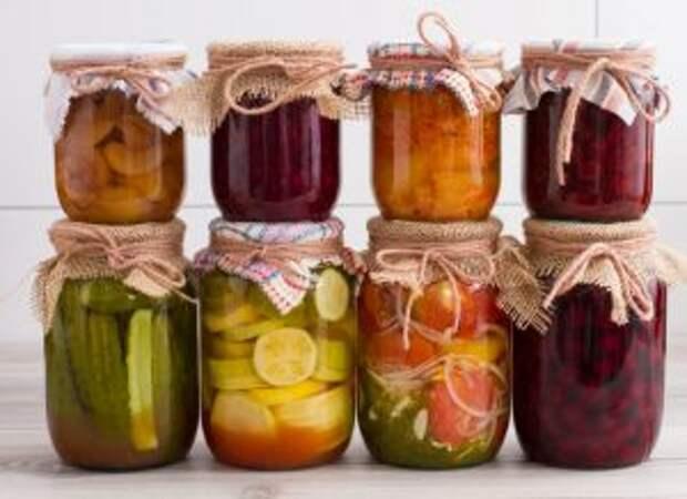 Сезон заготовок: консервируем витамины