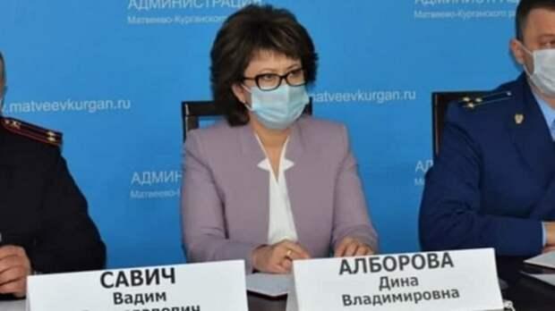 ВМатвеево-Курганском районе Ростовской области выбрали нового главу