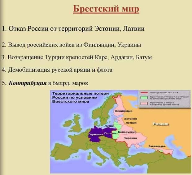 Как Ленин спас Россию