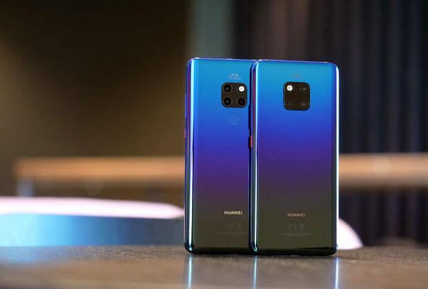 Официальное заявление Huawei: поддержка Huawei Mate 20 не прекращается