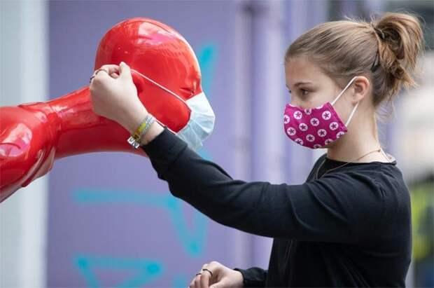 Могут ли защитные маски стать причиной проблем с кожей
