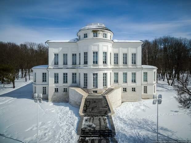 Усадьбы Богородицк и Дворяниново, Тульская область