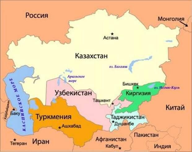 США пошли ва-банк против Китая в Центральной Азии