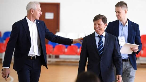 Выступление Матыцина, прощание Драчева и планы Майгурова. Как прошла выборная конференция СБР