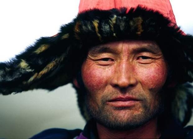 Монгольский мужчина