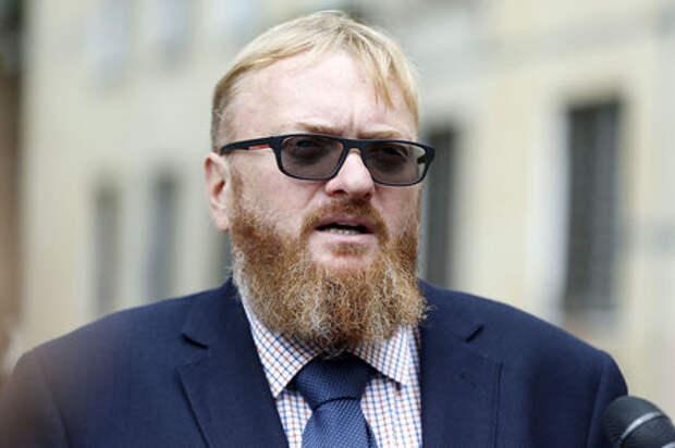 Депутат Милонов подрался на штрафстоянке