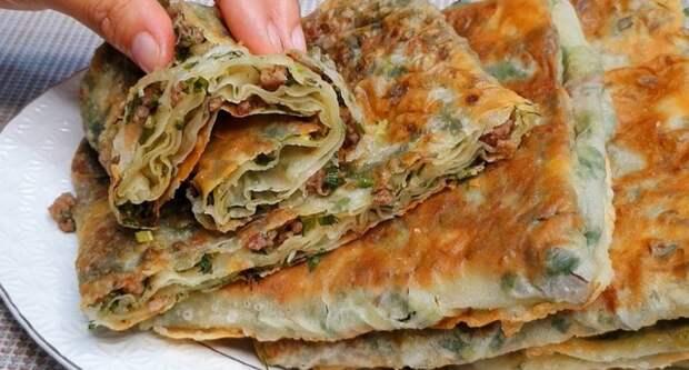 Соседка таджичка поделилась старинным рецептом вместо пирожков. Век живи, век учись