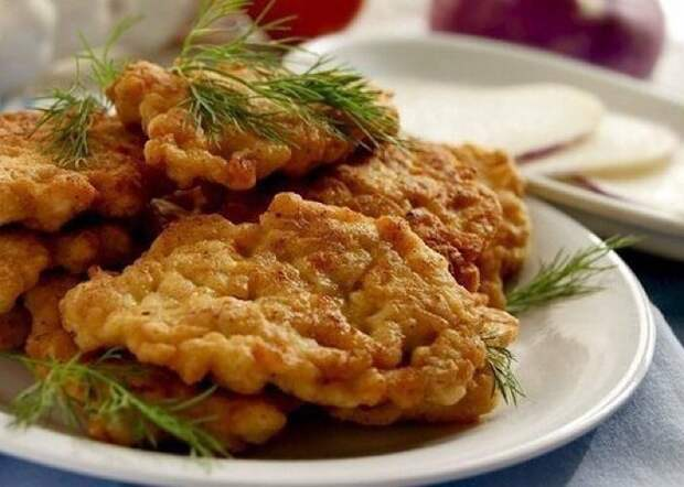 Вкуснейшие куриные «растрепки»