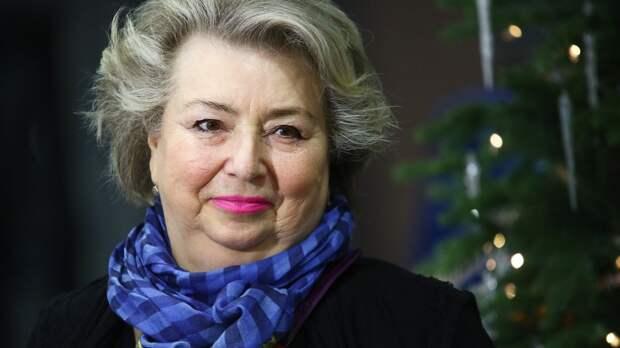 Госвияни: «Тарасова мне очень помогла. Она поселила меня всвоей московской квартире изаботилась обо мне как мама»