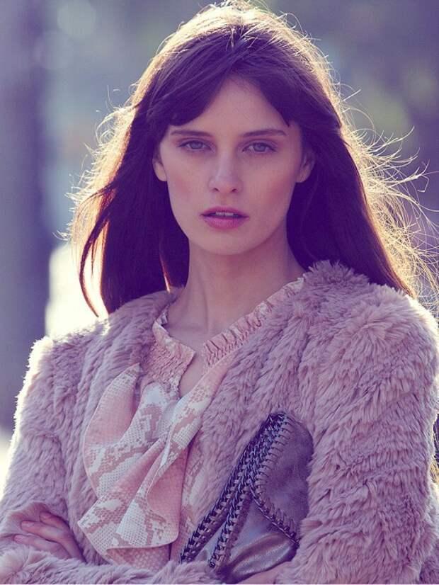 Мода и красота в портретах Оливьера Десарте