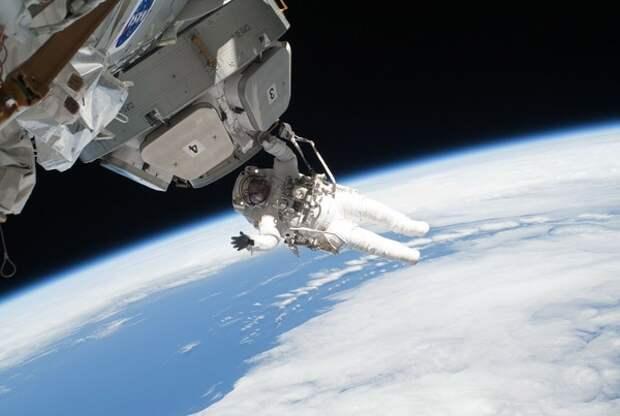 Российский космонавт пожаловался Рогозину на оскорбления от робота «Федора»