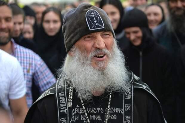 Мятежного экс-схиигумена Сергия (Романова) отлучили от Церкви