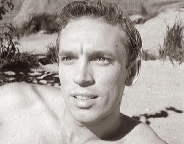 кадр из фильма «Человек с будущим», 1960 год