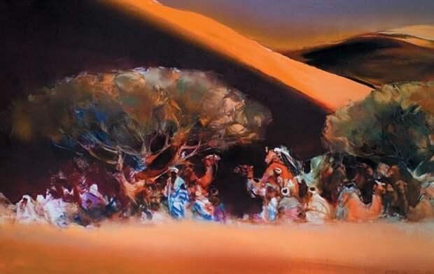 художник Валерий Блохин картины – 04