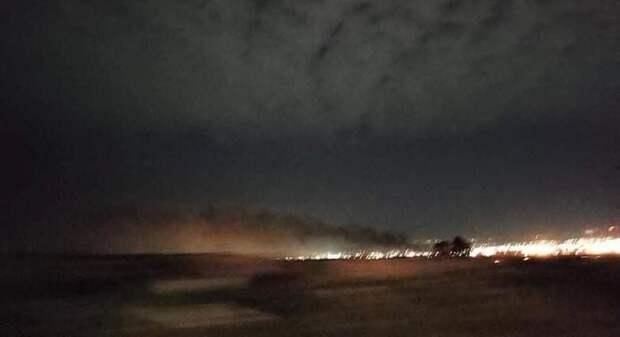 Обстрел американской базы в Эрбиле