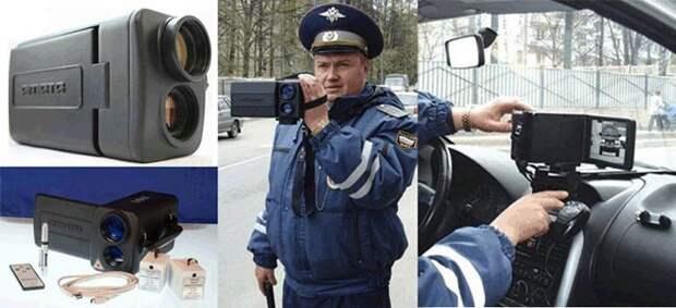 радар-детекторы с сигнатурным модулем спасают от многих камер