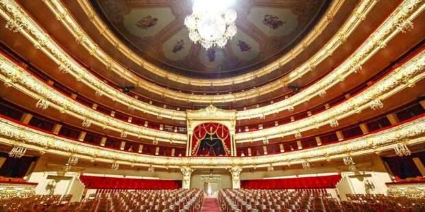 Собянин открыл комплекс хранения реквизита театров и музейных фондов