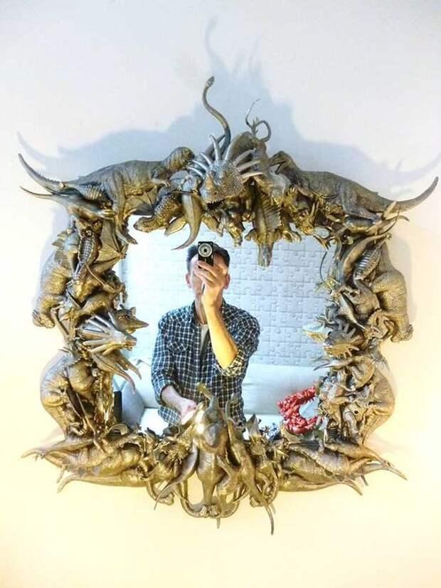 """""""Игрушечные"""" зеркала"""
