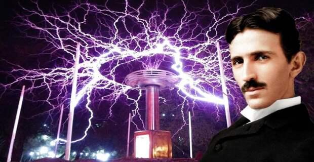 Какое секретное оружие на самом деле создал Никола Тесла (ВИДЕО) itemprop=