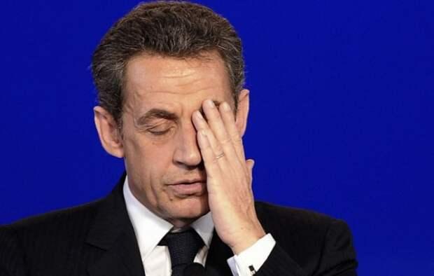 Бывший президент Франции взят под стражу