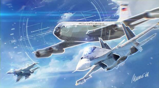 Военный аналитик Хатылев раскрыл секрет превосходства российских истребителей над F-35