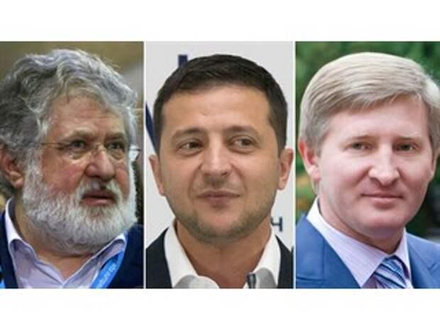 Украина-2020: новые старые борцы за Зеленского