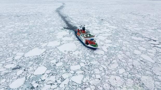 Важнейший проект в Арктике для России будет профинансирован из нашего ФНБ