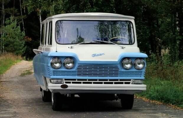Несостоявшийся «Старт»: почему футуристичный микроавтобус не выехал на дороги СССР