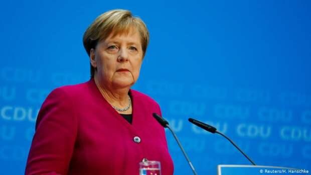 Меркель дрожит от правых партий, а виновата Москва
