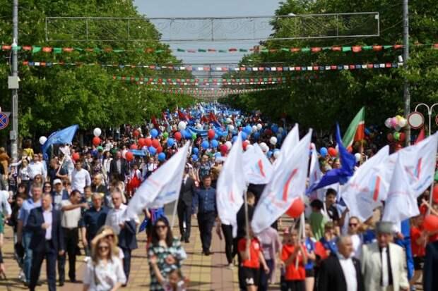 Россияне рассказали, как относятся к государственным праздникам