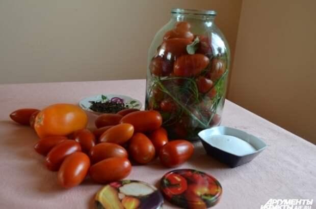 Зеленые помидоры, хрустящие огурцы. Проверенные рецепты заготовок на зиму