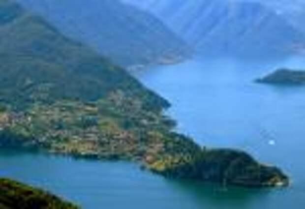 ПО ГОРОДАМ И СТРАНАМ. Озеро Комо, Италия