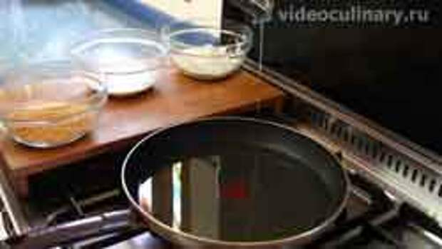 Венский шницель - пошаговый фото-рецепт