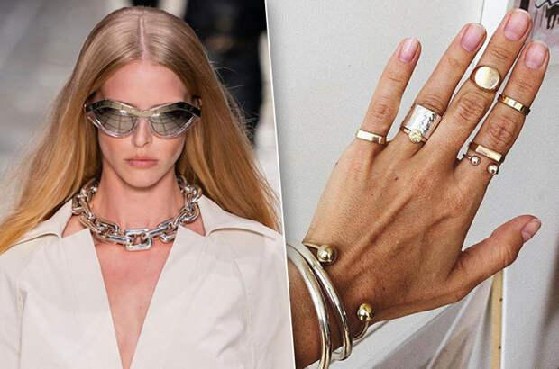 Какие украшения будет модно носить в2020 году — главные тренды исочетания