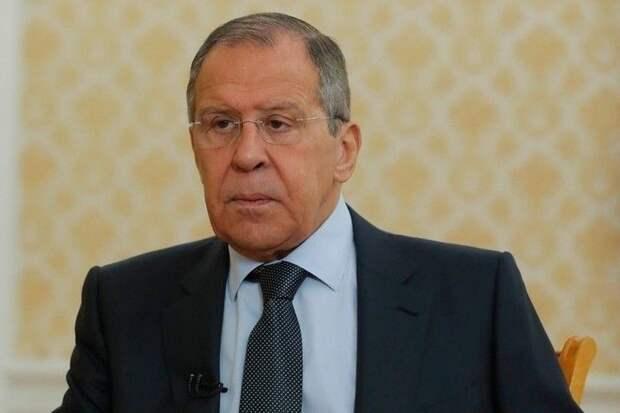 Лавров: ЕС старается не отстать от США в попытках наказать Россию