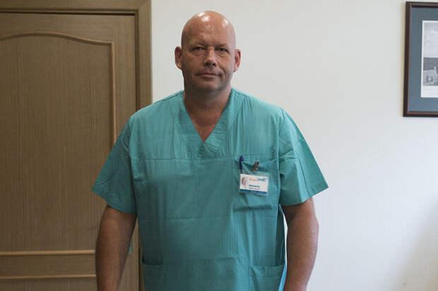 Сергей Петриков объяснил, чем Склиф отличается от обычной больницы