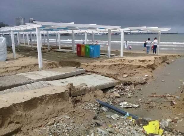 Океанолог рассказала о течении, поглотившем ребёнка в Анапе