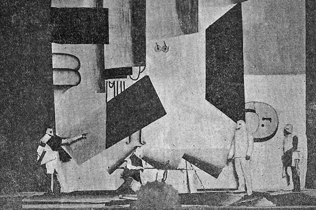 О футуризме и конструктивизме поговорят в Еврейском музее на северо-востоке Москвы