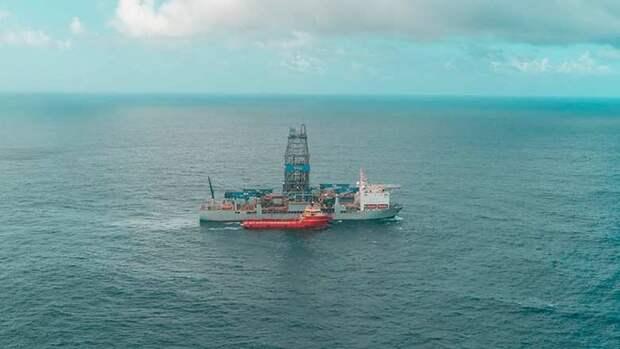 Миллиард долларов выплатила ExxonMobil занефть сгайанского месторождения Liza