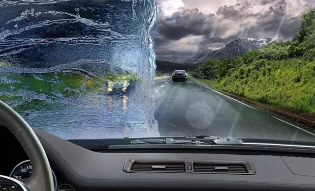 Антидождь для авто. Личный опыт использования